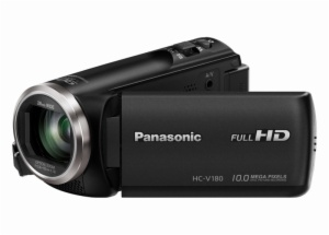 CAMARA VIDEO DIGITAL PANASONIC HC-V180EC-K