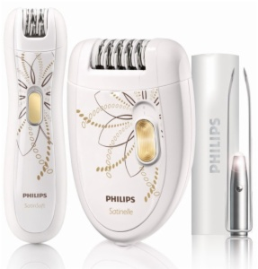 DEPILADORA PHILIPS HP6540/00