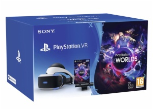 ACCESORIO VIDEOJUEGO SONY PS VR STARTER PACK