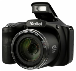 CAMARA DIGITAL ROLLEI POWERFLEX 350 WIFI