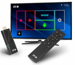 SMART TV SPC 9208108N ALIEN STICK