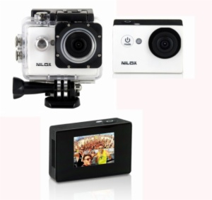 CAMARA VIDEO DIGITAL NILOX MINI UP
