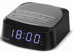 RADIO RELOJ SUNSTECH FRD40BTTN