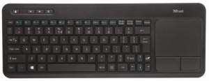 TECLADO TRUST 20962 VEZA WIRELESS
