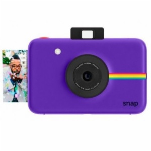 CAMARA DIGITAL POLAROID SNAP INSTANT PURPLE
