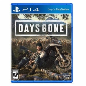 CART./CD JGO.TV SONY DAYS GONE